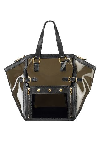 Yves Saint Laurent - US - Medium Downtown Vinyl - Handbags :  downtown gift ideas vinyl womens