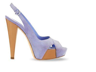 Penelope Suede Platform Platforms italian shoes designer Sergio Rossi
