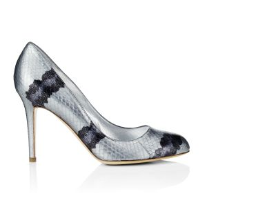 Angelica Watersnake Pump Pumps italian shoes designer Sergio Rossi