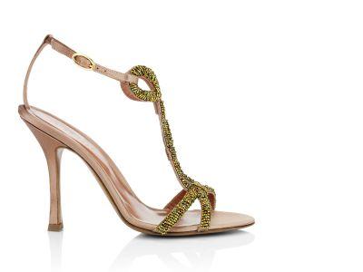 Lea Sandal Sandals italian shoes designer Sergio Rossi