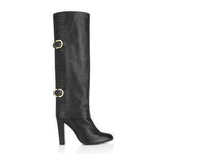 Camille Boot Boots italian shoes designer Sergio Rossi